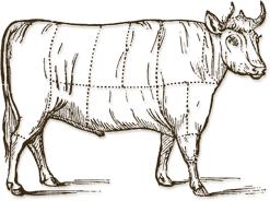 Kak rezhut korov Как зарезать корову или быка