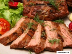 Как поджарить мясо  250x187 Как готовят мясо