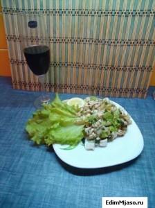 Как приготовить салат Адам