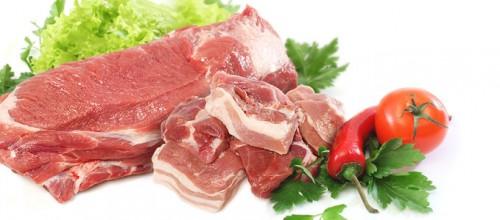 Что готовят из свиного мяса