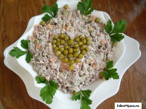Как приготовить корсиканский салат