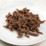 Porezat zharenoe mjaso 150x150 Острый салат